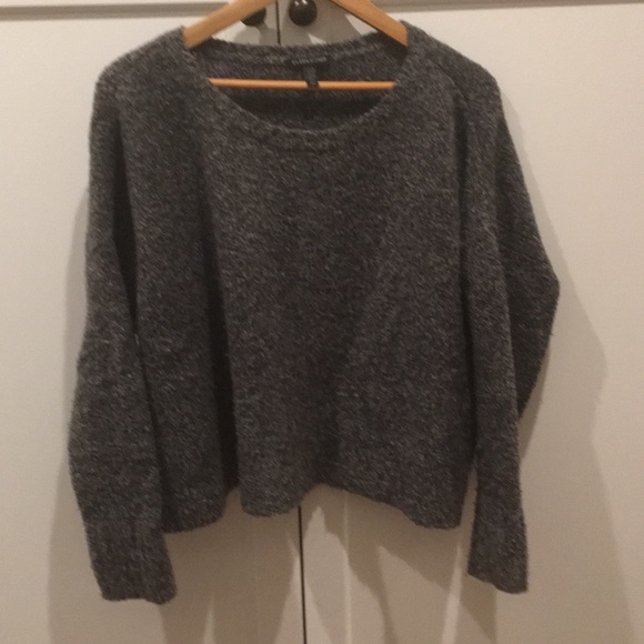 Eileen Fisher Sweaters - Eileen Fisher Boxy Boucle Sweater